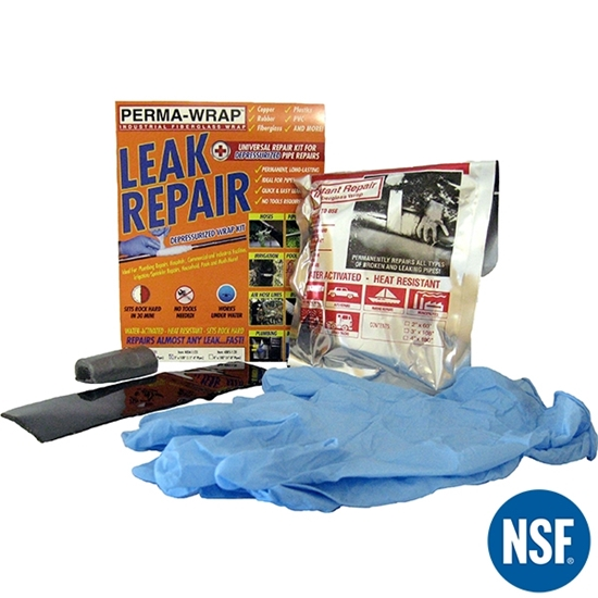 """Package of 4"""" X 180"""" Depressurized Wrap"""